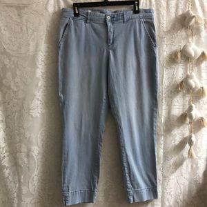 Pilcro and the letterpress stet jeans 31 lightwash